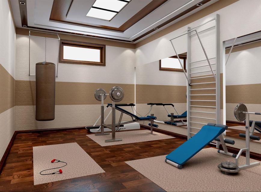 Tips Membuat Ruang Olahraga Di Rumah