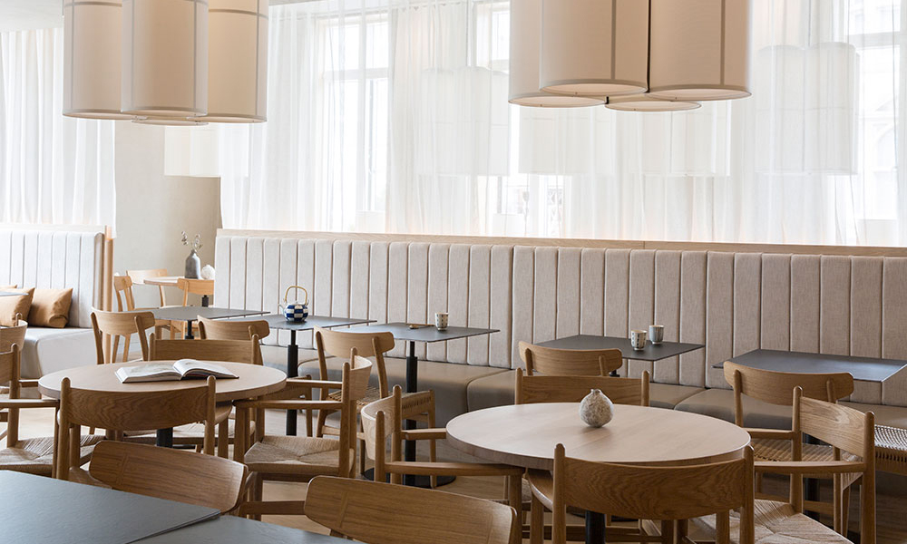 tema restoran Skandinavia