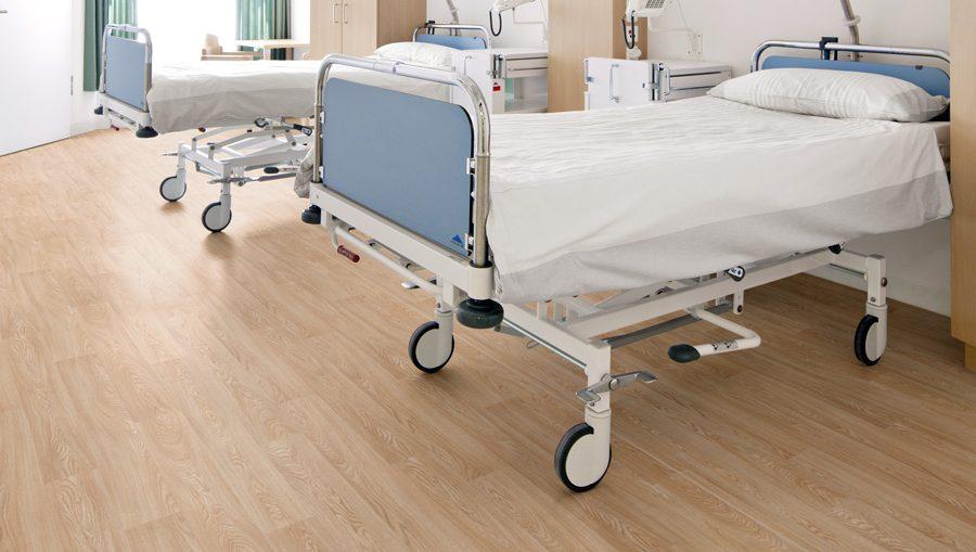 Cara Memilih Lantai Vinyl untuk Rumah Sakit